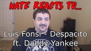 download lagu Nate Reacts To... Luis Fonsi - Despacito Ft. Daddy gratis