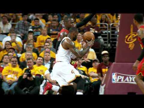 Best of Playoffs Phantom: Hawks vs Cavaliers Game 2