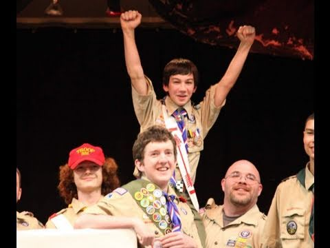 George Eikenberry Eagle Scout
