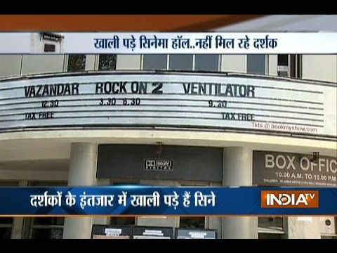 After Ban of Rs 500 and 1000: Side effects on entertainment film industry