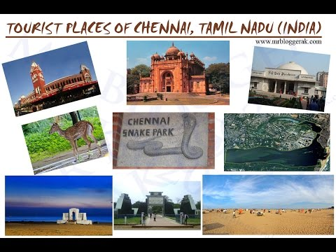 Tourist places to Visit In Chennai, Tamil Nadu (India) Must Visit