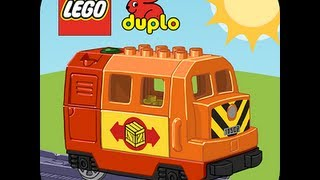Android LEGO® DUPLO® Train Gameplay