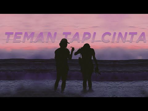 TEMAN TAPI CINTA - ATTA HALILINTAR (Official Lyric Video)