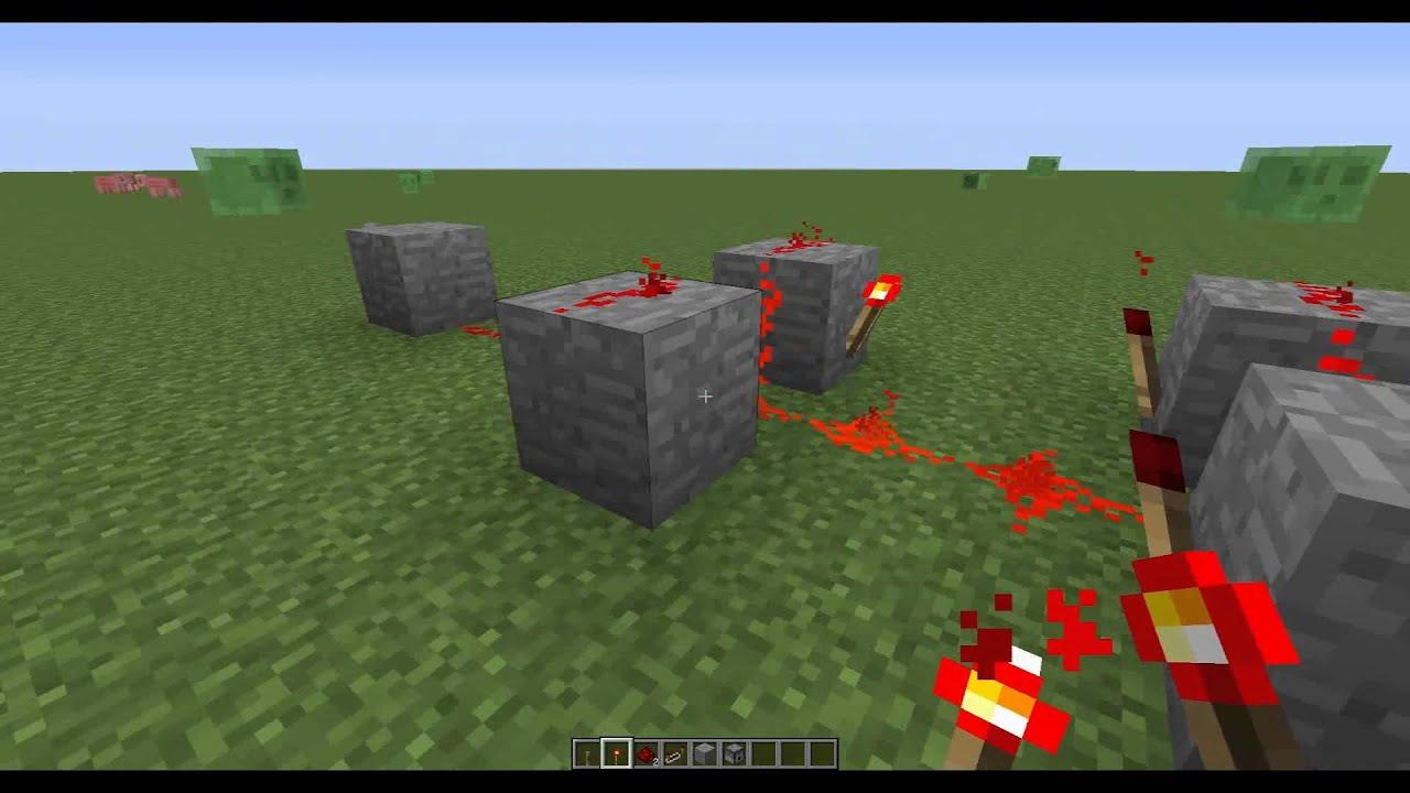 Как сделать непрерывный раздатчик в Minecraft - YouTube