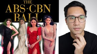 ABS-CBN BALL 2019 FASHION PHOTO REVIEW