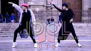 [KPOP IN PUBLIC CHALLENGE SPAIN] IDOL BTS Dance Cover by KIH