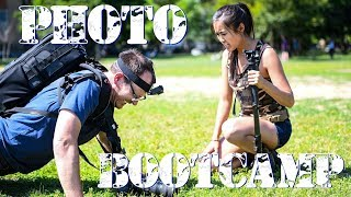 Photography Bootcamp  (Parody)