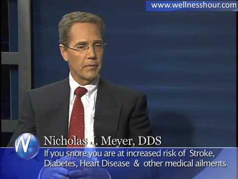 Dr. Nicholas Meyer - Treating Snoring/ Sleep Apnea