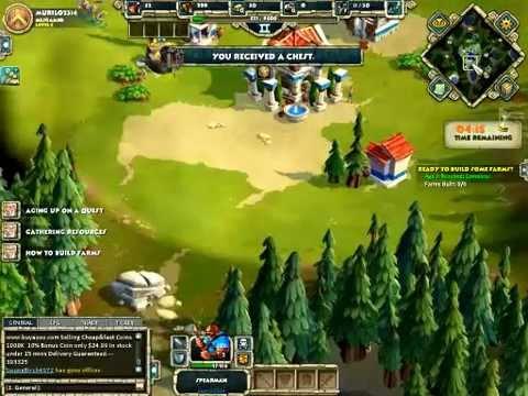 Age of Empires Online-Corrida contra o tempo