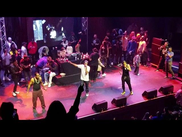 Bone Thugs-N-Harmony - Tha Crossroads Live