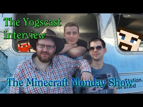 The Yogscast Interview:Simon & Lewis at Gamescom Germany - Minecraft Monday Show Music Videos