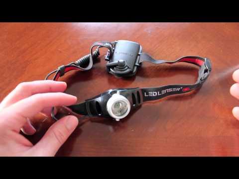 Led Lenser H7 Headlamp review