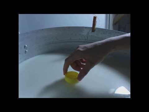 Уроки Сыроделия. Точка флокуляции.Образование сырного калье
