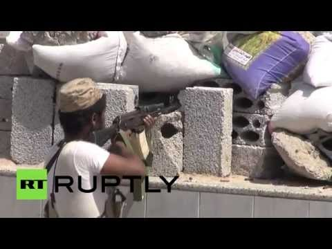 Yemen Clashes: Intense firefight erupts in Aden