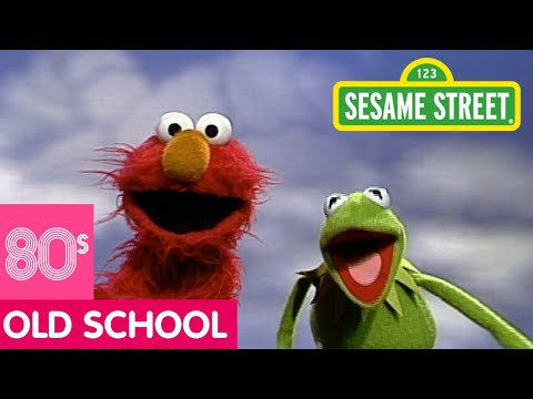 Sesame Street: Kermit And Elmo Discuss Happy And Sad