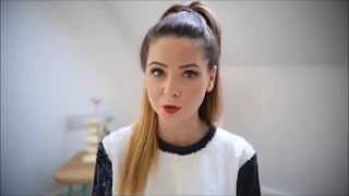 Zoella Tells Us About Her New Book 'Girl Online'