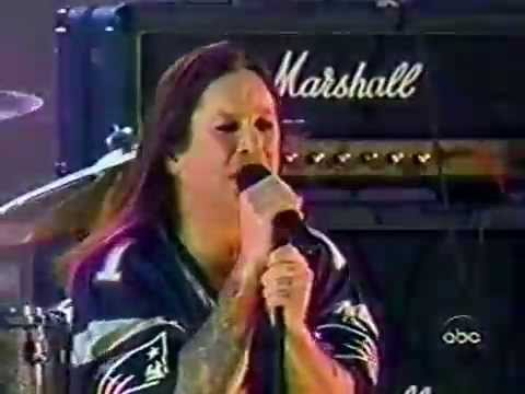 Ozzy Osbourne - crazy Train At Patriots Game video