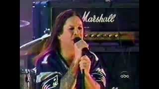"OZZY OSBOURNE - ""Crazy Train"" at Patriots Opener 2005 (Live Video)"