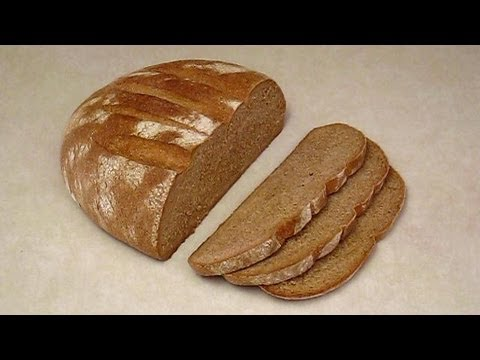 how to make wheat bread at home