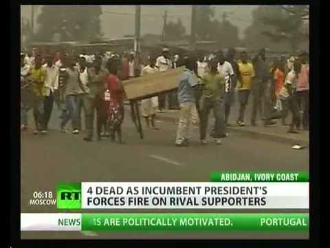 NWW NWO Hot-News (12.01.2011)(Ivory Coast Abidjan)