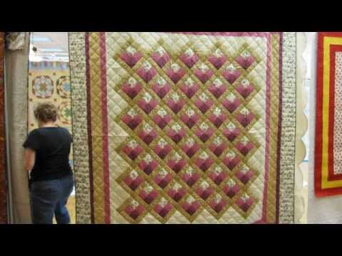 2012 Quilt Show at Victoria Palms RV Resort in Donna Texas