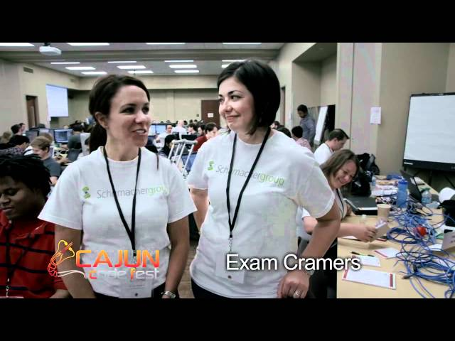 Innov8 Lafayette: Cajun Codefest, Coder Interviews