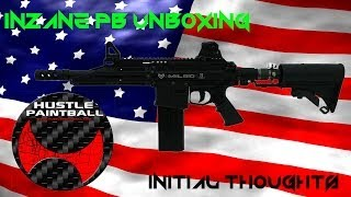 Milsig M17 XDC Magfed Paintball Marker Unboxing