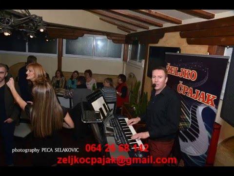 ŽELJKO ČPAJAK(uživo)-MIX ZABAVNE MUZIKE 22min