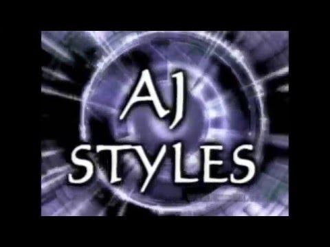 TNA Aj Styles 3rd Theme With 2nd Titantron