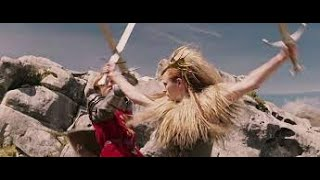 Peter vs the White Witch Jadis