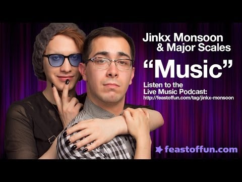 Jinkx Monsoon & Major Scales - Music - The Vaudevillians