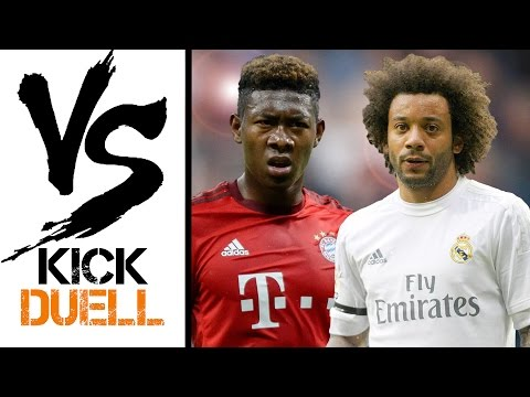 David Alaba vs. Marcelo | KickDuell