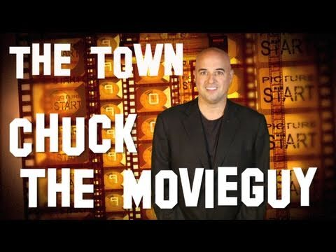 The Town Movie Review By Chuck The Movieguy Featuring Ben Affleck