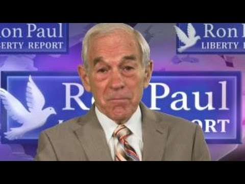 Ron Paul on voting Libertarian if Trump is GOP Nominee: Certainly!