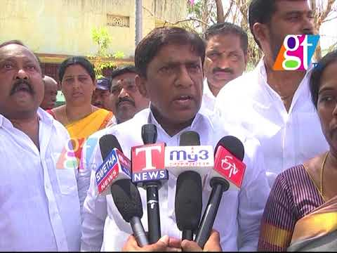 Vinod Says It Is Employees Govt | May Day | KCR Government| Great Telangana TV