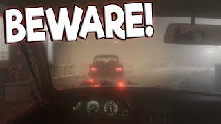 BEWARE - Can We Survive This Car Chase? - Beware Demo Gameplay - Car Survival Horror Game