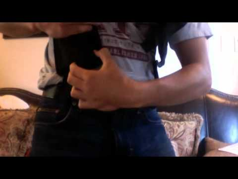 UTG Shoulder Holster Review