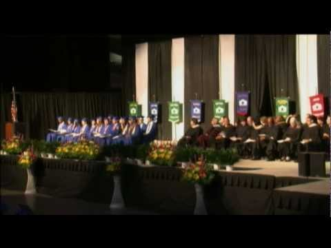 Jefferson High School -  Valedictorian Michael A. Pompa 2012