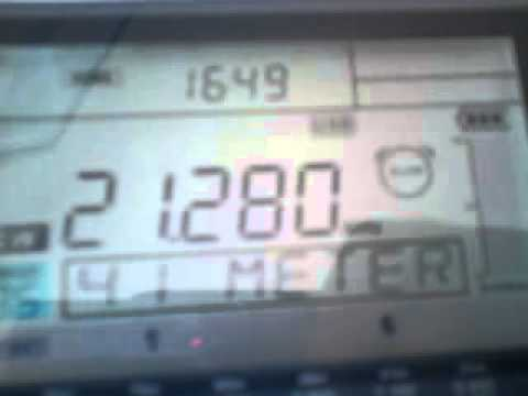 Ham Radio DX - 15m - from Saudi Arabia