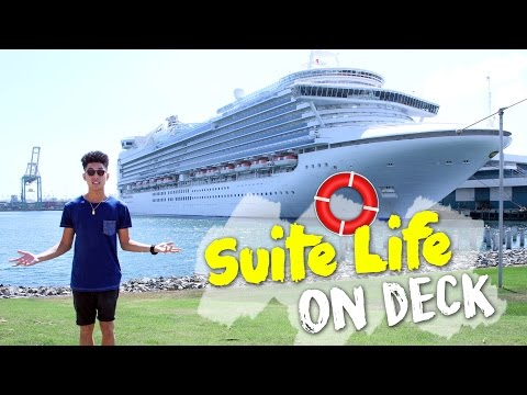 The Suite Life on Deck with JeffreyFever
