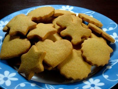 Рецепт песочного печенья в домашних условиях с фото пошагово простые