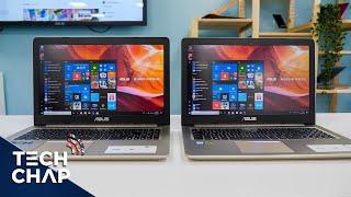 Intel Optane in a LAPTOP - Side-by-Side Speed Test!   The Tech Chap