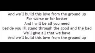 Download Lagu From The Ground Up - Dan + Shay (Lyrics) Gratis STAFABAND