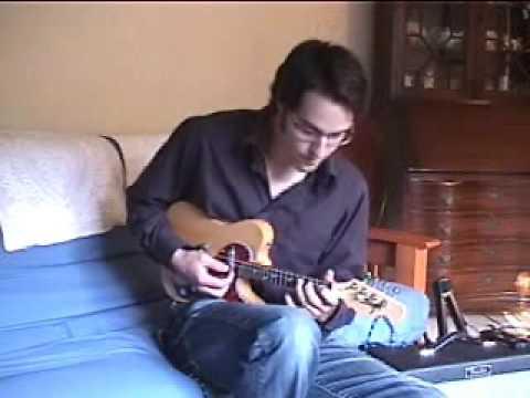 Nuages (Django Reinhardt) Gypsy Jazz Mandolin