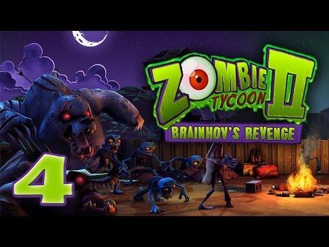 Прохождение Zombie Tycoon 2: Brainhov's Revenge - #4