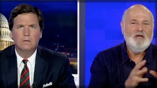 WHAT TUCKER CARLSON JUST TOLD ROB REINER RIGHT TO HIS FACE HAS HOLLYWOOD SCREAMING