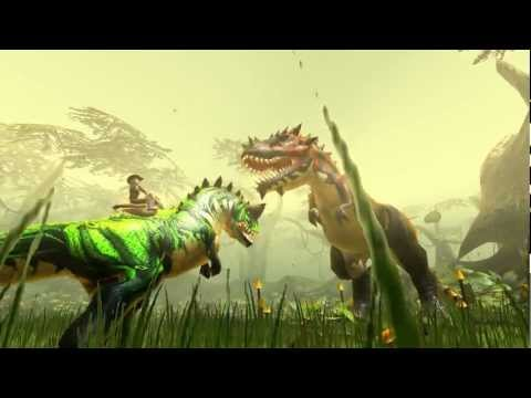 Dino Storm  I  T-Rex  I Teaser of the F2P game 2013