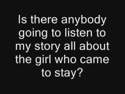 The Beatles - The Beatles - Girl