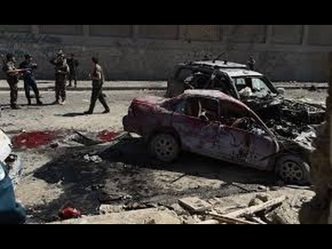 Afghanistan attack Kabul suicide blast deaths rise to 64