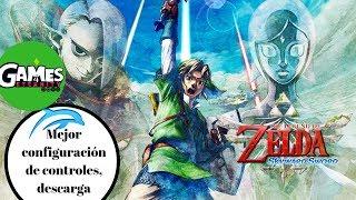 Dolphin 3.0-410 Zelda Skyward Sword | Guia de configuracion | Descarga mi perfil